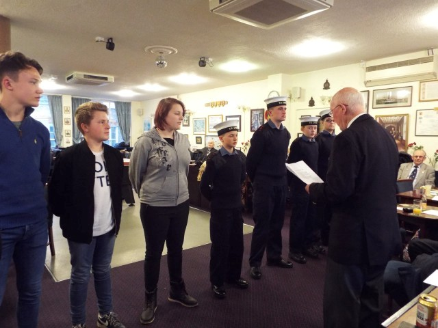 Sea Cadets & Air Cadets (1)